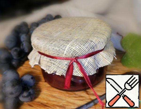 Grape Sauce Recipe