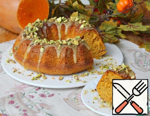 Pumpkin Muffin with Nuts Recipe