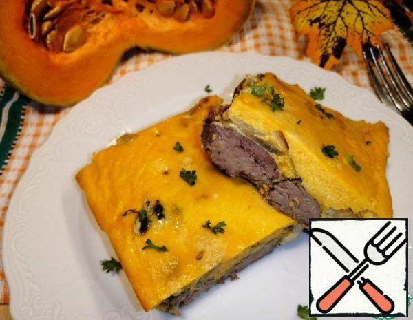 Liver in an Omelet Recipe