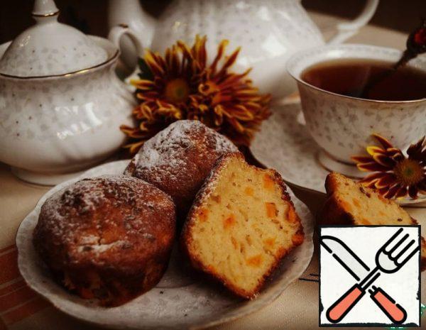 Rye Cupcakes with Pumpkin Recipe