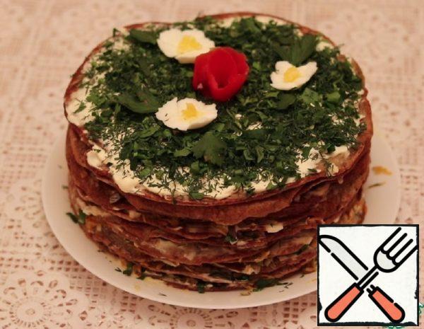 Liver Cake Recipe