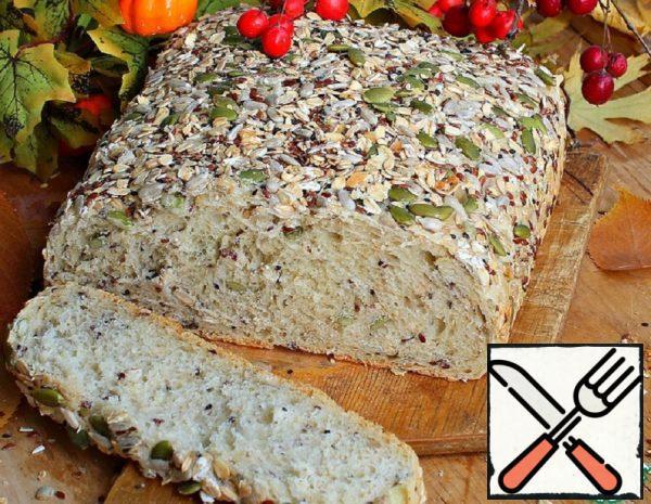 """Rustic Wheat Bread """"Pome"""" Recipe"""