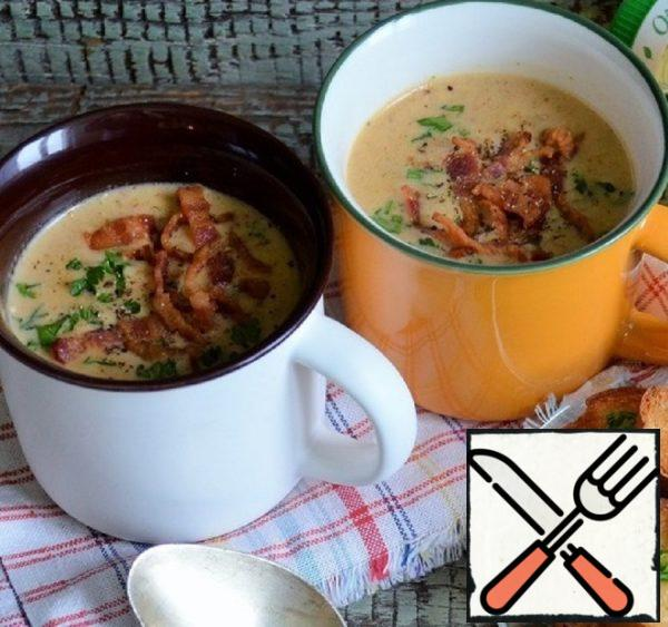 Cheese Soup with Beer Recipe