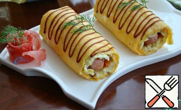 Rice Corn Dogs Recipe