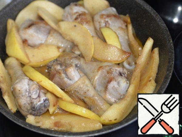 Serve the dish hot. Bon Appetit!!!
