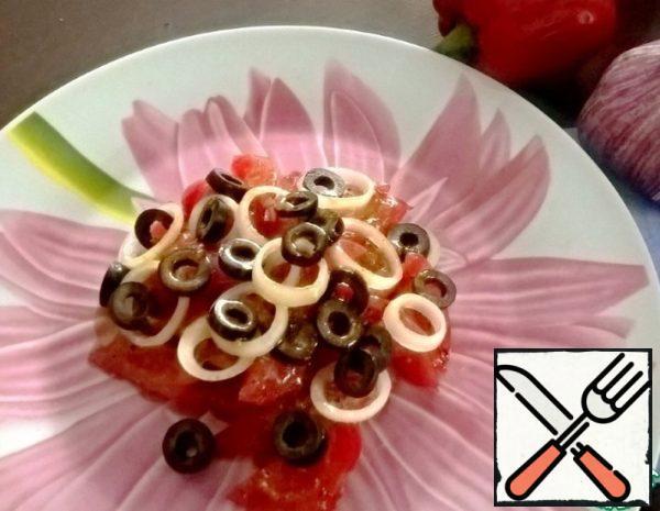 Pressed Tomato Salad Recipe