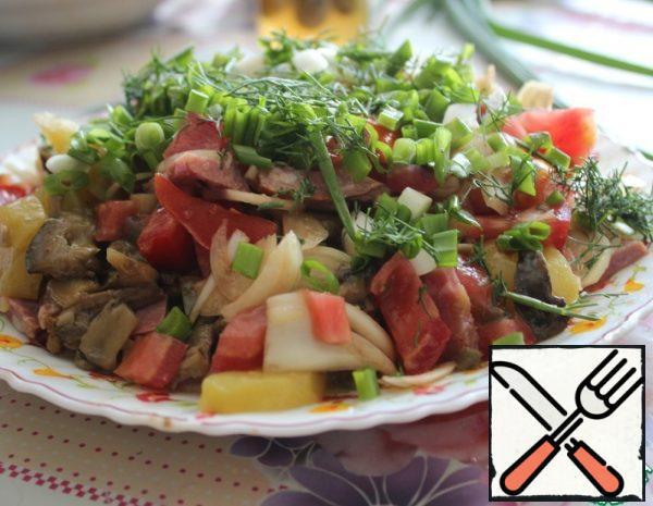 Savory Potato Salad Recipe