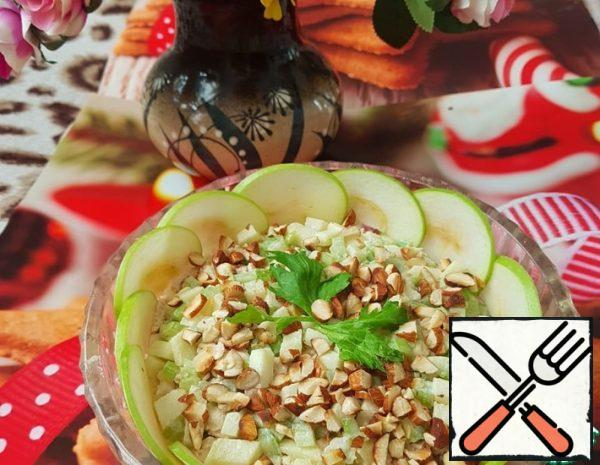 Green Apple Salad Recipe