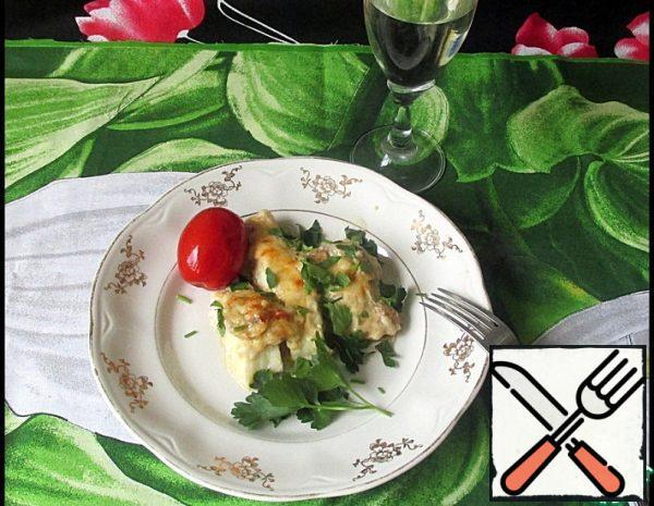 Bean, Eggplant and Mushroom Salad Recipe