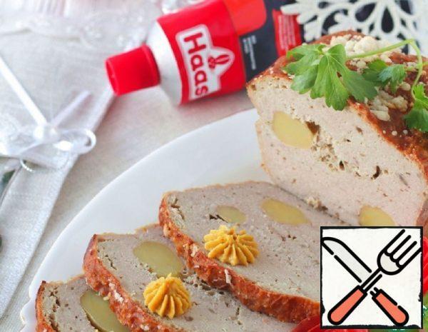 Mitlof Stuffed with Potatoes Recipe