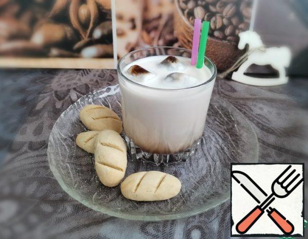 Cream with Coffee Ice Recipe
