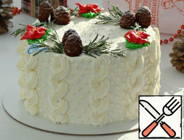"Cake ""New Year's Miracle"" Recipe"