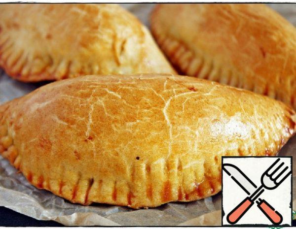 """Spanish Pies """"Empanadas"""" Recipe"""