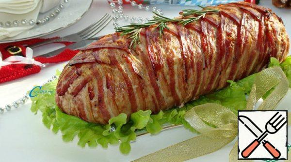"Meat Loaf ""Festive"" Recipe"