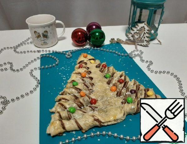 Layer Cake-Christmas Tree Recipe