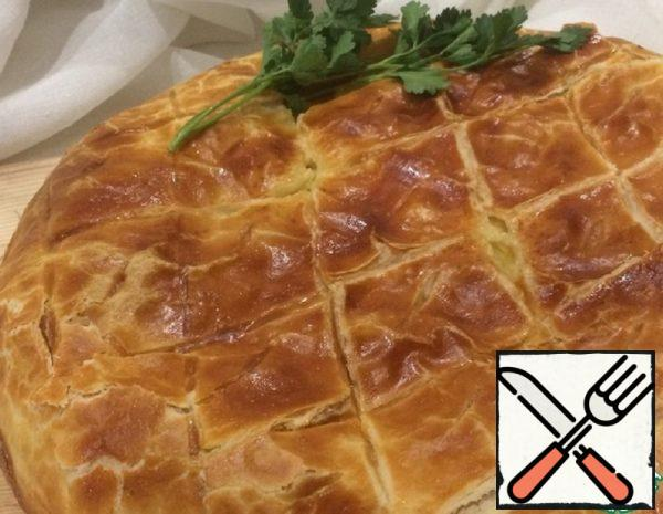 Potato Pie Recipe
