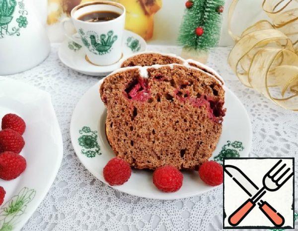"Coffee Cake with Raspberries ""Wonderful"" Recipe"