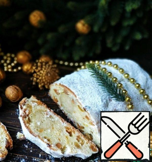 Christmas Stollen Cottage Cheese Recipe