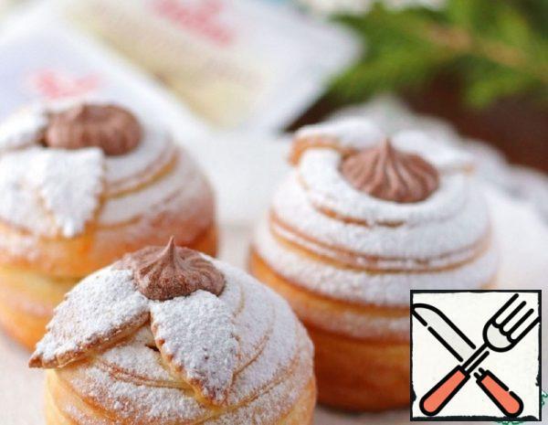 """Dessert """"Apples of Paradise"""" Recipe"""