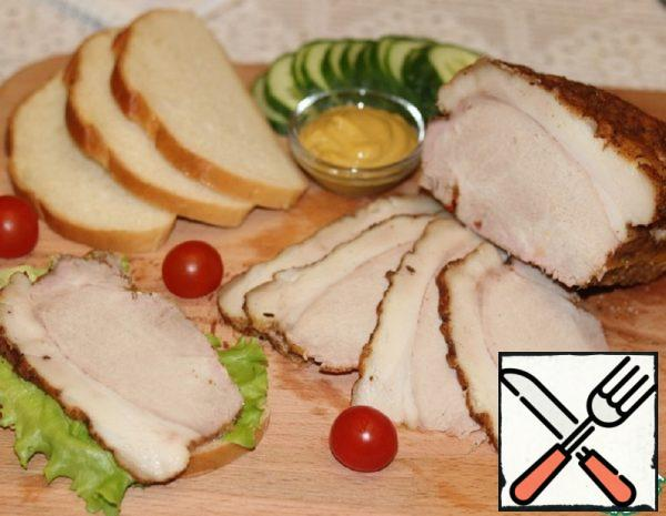 Home-Cooked Pork in the Oven Recipe