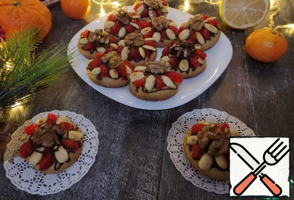 Nuremberg Gingerbread with Cherries and Nuts Recipe