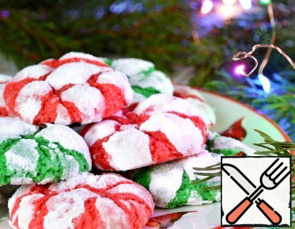 Christmas Cookies with Cracks Recipe
