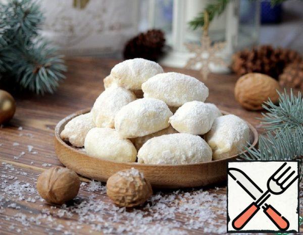 Romanian Nut Cookies Recipe