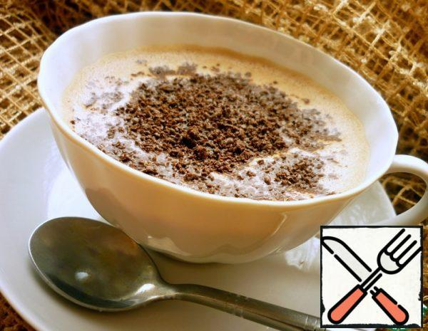 Cocoa with Nuts Recipe
