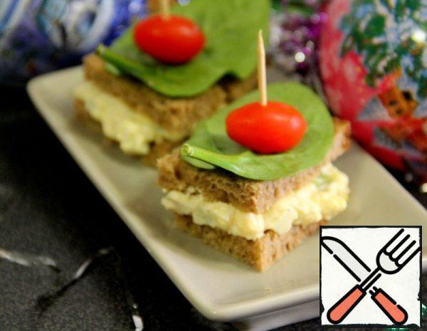 Egg Salad Appetizer Recipe