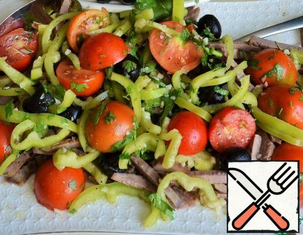 "Salad ""Serious"" Recipe"