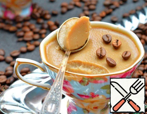 "Dessert ""Bavarian Coffee"" Recipe"