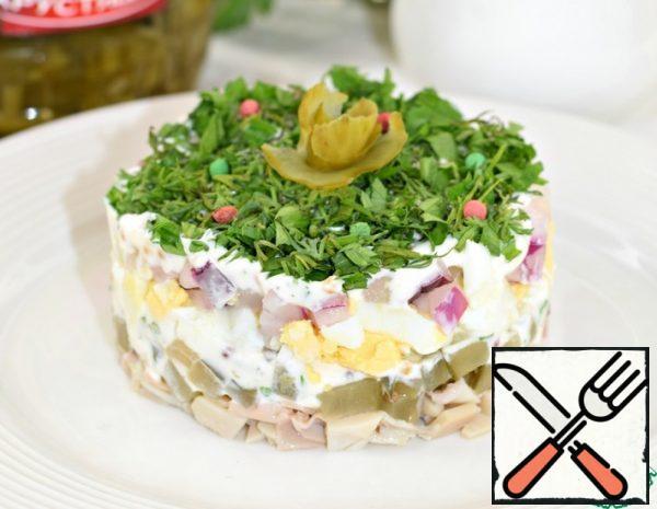 """Salad """"Squid"""" Recipe"""