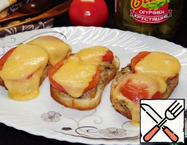 Tuna and Cucumber Sandwiches Recipe