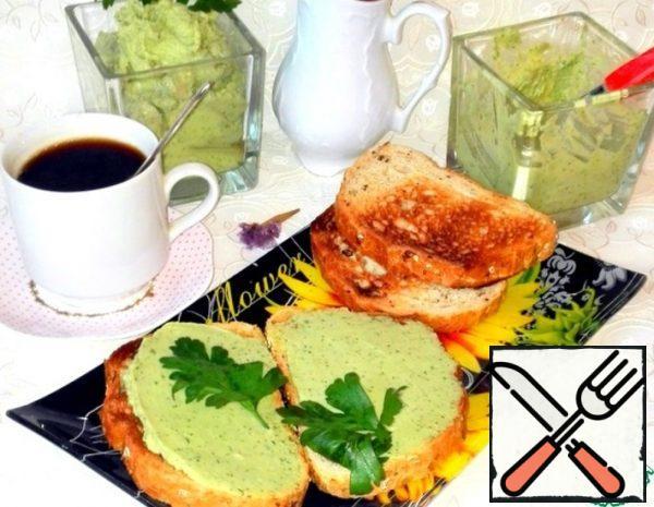 Pate-spread of Eggs and Avocado Recipe