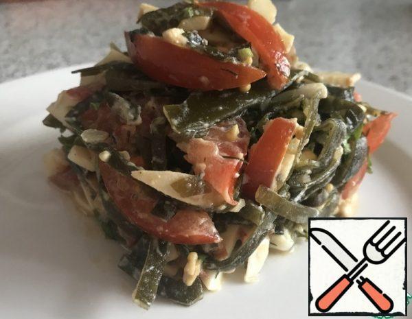 "Salad ""4 ingredients"" Recipe"