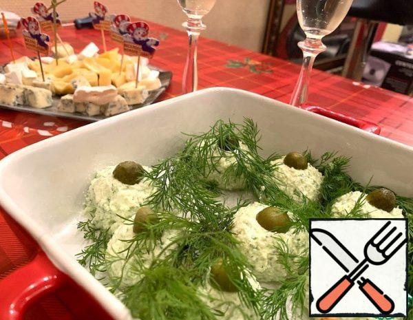 Cottage Cheese Appetizer Recipe