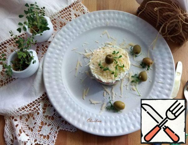 The Simplest Salad Recipe