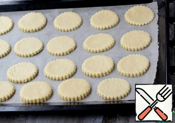 Place on a baking sheet.