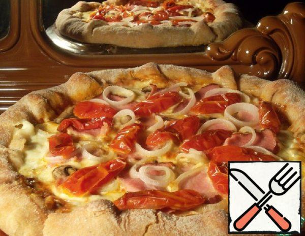 Pizza Dough Cold Fermentation Recipe