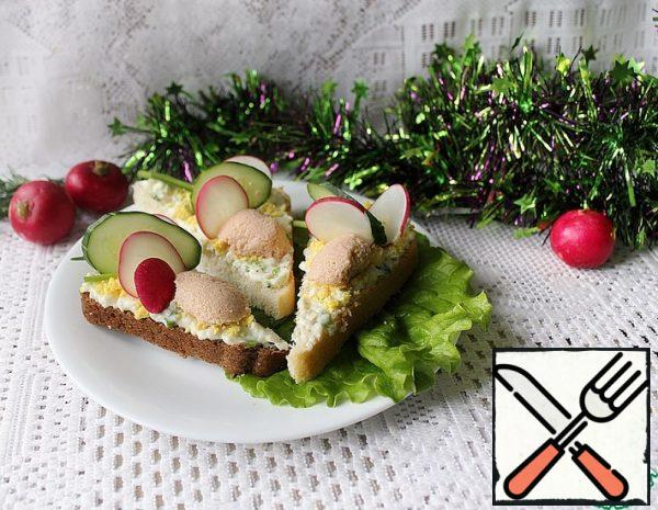 """Sandwiches """"Festive"""" Recipe"""