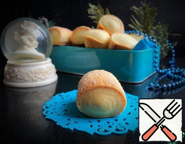 Sugar Cookies on Sour Cream Recipe