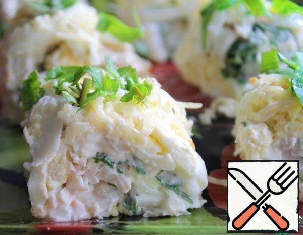 Appetizer Salad of Squid Recipe