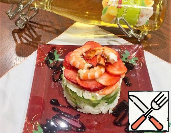 """Salad """"Romantic"""" Recipe"""