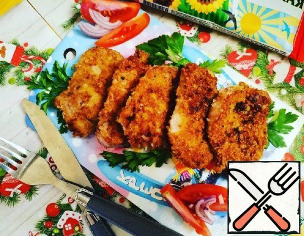 Pork Tenderloin Chops with Mustard Recipe