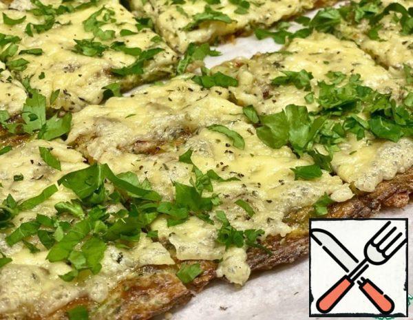 Zucchini-Cheese Snack Recipe