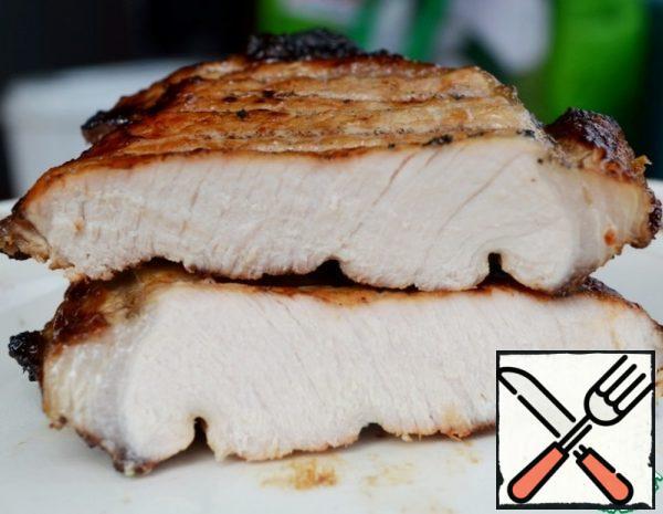 Spicy grilled Pork Loin Recipe