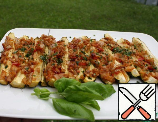 Moroccan-style Zucchini Recipe