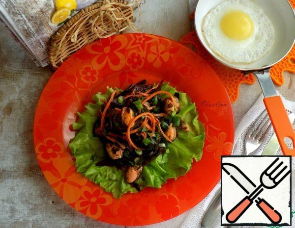 Beetroot Salad with Seafood Recipe