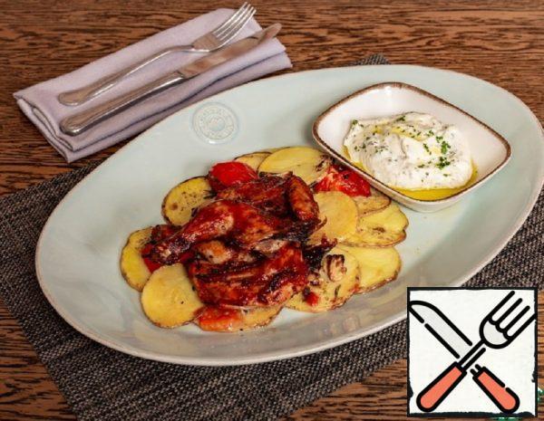 Greek Style Chicken Recipe