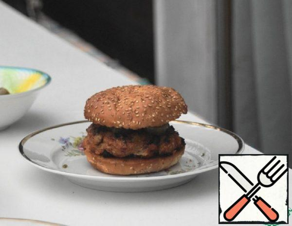 Moroccan Burgers Recipe